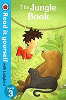 Read it Yourself with Ladybird: Level 3: The Jungle Book