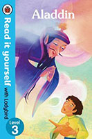 Buy Read it Yourself with Ladybird: Level 3: Aladdin from BooksDirect