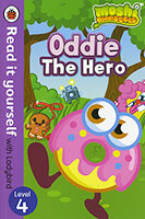 Buy Read it Yourself with Ladybird: Level 4: Moshi Monsters: Oddie the Hero from BooksDirect
