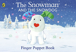 Snowman and the Snowdog: Finger Puppet Book The
