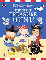 Buy Skullabones Island: The Great Treasure Hunt Sticker Activity Book from Book Warehouse