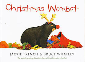 Buy Christmas Wombat (PB) from Top Tales