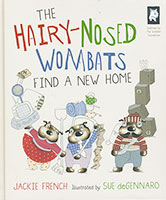 Buy The Hairy-Nosed Wombats Find A New Home from Top Tales