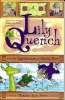Lily Quench: and the Lighthouse of Skellig Mor #4