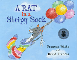 Mini Book: A Rat in a Stripy Sock