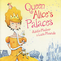 Buy Mini Book: Queen Alice's Palaces from Top Tales