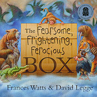 Mini Book: The Fearsome, Frightening, Ferocious Box