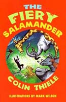 Buy The Fiery Salamander from BooksDirect