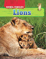Buy Animal Families: Lions from BooksDirect