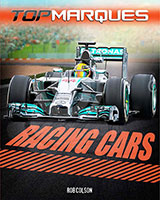Buy Top Marques: Racing Cars from BooksDirect