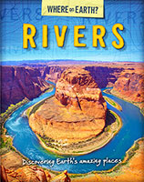 Buy The Where on Earth? Book of: Rivers from BooksDirect