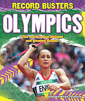 Buy Record Busters: Olympics from BooksDirect