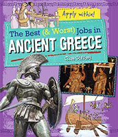 Buy The Best and Worst Jobs: Ancient Greece from Book Warehouse