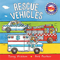 Amazing Machines: Rescue Vehicles