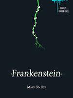 A Graphic Horror Novel : Frankenstein