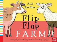 Buy Axel Scheffler's Flip Flap Farm from BooksDirect