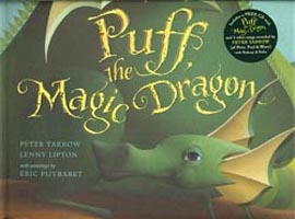 Buy Puff the Magic Dragon (Book and CD) from BooksDirect