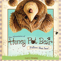 Buy The Adventures of Honey Pot Bear: Follow That Bee! from BooksDirect