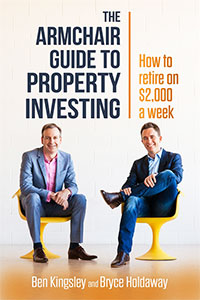 Buy The Armchair Guide to Property Investing from Carnival Education