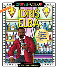 Crush and Color: Idris Elba