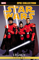 Buy Star Wars Legends Epic Collection: Legacy Vol. 1 from BooksDirect
