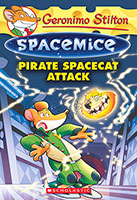 Buy Geronimo Stilton Spacemice: #10 Pirate Spacecat Attack from BooksDirect