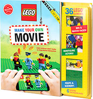 Buy LEGO: Make Your Own Movie from Book Warehouse