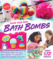 Buy Make Your Own Bath Bombs from BooksDirect