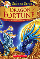 Buy Geronimo Stilton and the Kingdom of Fantasty: #2 The Dragon of Fortune from BooksDirect