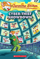 Geronimo Stilton: #68 Cyber Thief Showdown
