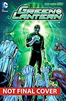 Green Lantern Vol. 4: Dark Days