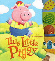 Buy Nursery Rhymes: This Little Piggy from Top Tales