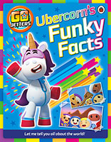 Buy Go Jetters: Ubercorn's Funky Facts from BooksDirect