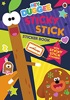 Hey Duggee: Sticky Stick Sticker Book