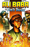 Arabian Nights Tales: Ali Baba and the Forty Thieves