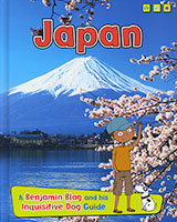 Buy Country Guides Benjamin Blog: Japan from BooksDirect