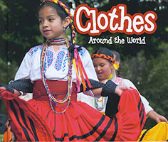 Buy Around The World: Clothes from BooksDirect