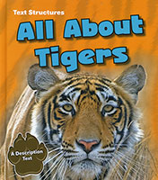 Text Structures: All About Tigers