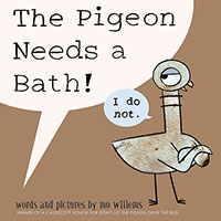 Buy The Pigeon Needs a Bath from BooksDirect