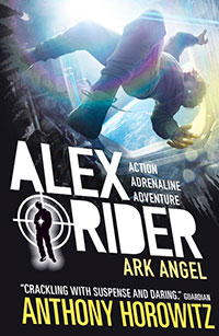 Buy Alex Rider: #6 Ark Angel (Newest Edition) from BooksDirect