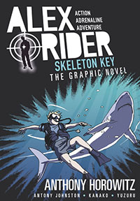 Buy Alex Rider The Graphic Novel: #3 The Skeleton Key from BooksDirect