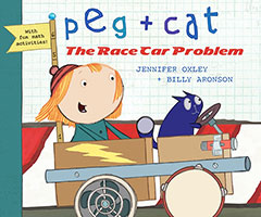 Peg   Cat: The Race Car Problem