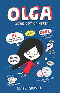 Buy Olga: We're Out of Here! from BooksDirect