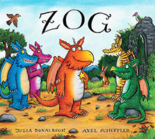 Buy Zog Gift Edition Board Book from BooksDirect