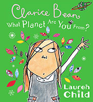 Clarice Bean: What Planet Are You From Clarice Bean?