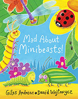 Buy Mad About Minibeasts! from Top Tales