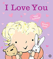 Buy I Love You (PB) from BooksDirect