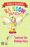 Buy Rainbow Magic: Early Reader: Summer the Holiday Fairy from BooksDirect