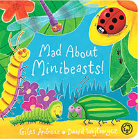 Buy Mad About Minibeasts! from BooksDirect
