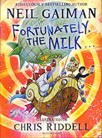 Buy Fortunately the Milk... from BooksDirect